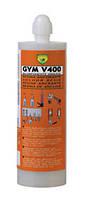Двухкомпонентная анкерная резина GYM V400 (400 ml)