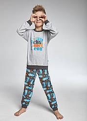 Пижама для мальчика 134-164. Польша.Cornette 966/84 CHAMELEON