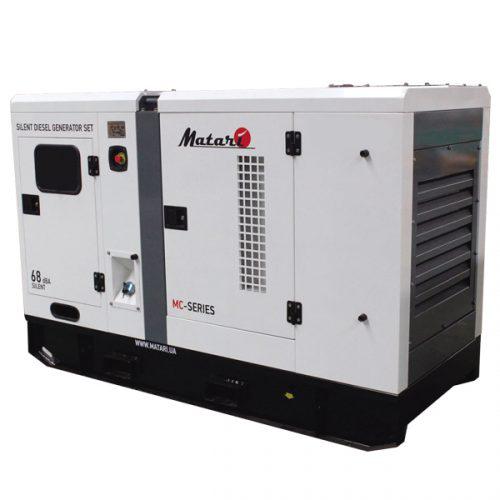 Генератор дизельный Matari MC150 (165кВт)