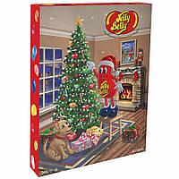 Желейные бобы Jelly Belly адвент-календарь огромная коробка, 240г