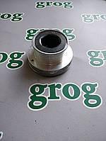 Шкив генератора алюминиевый Логан grog Корея 6001547291, PZ-RN-1342