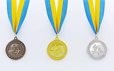 Медаль спортивная Футбол d-5см