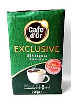Кофе молотый Cafe d'Or Exclusive 250гр (Польша)