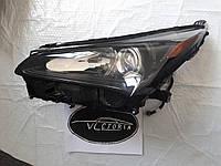 8118578060 Toyota Lexus NX 15-18 фара левая БУ США, фото 1