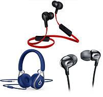 Навушники, bluetooth гарнітури