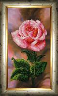 """Набор для вышивания бисером """"Королева цветов"""" Р-004"""