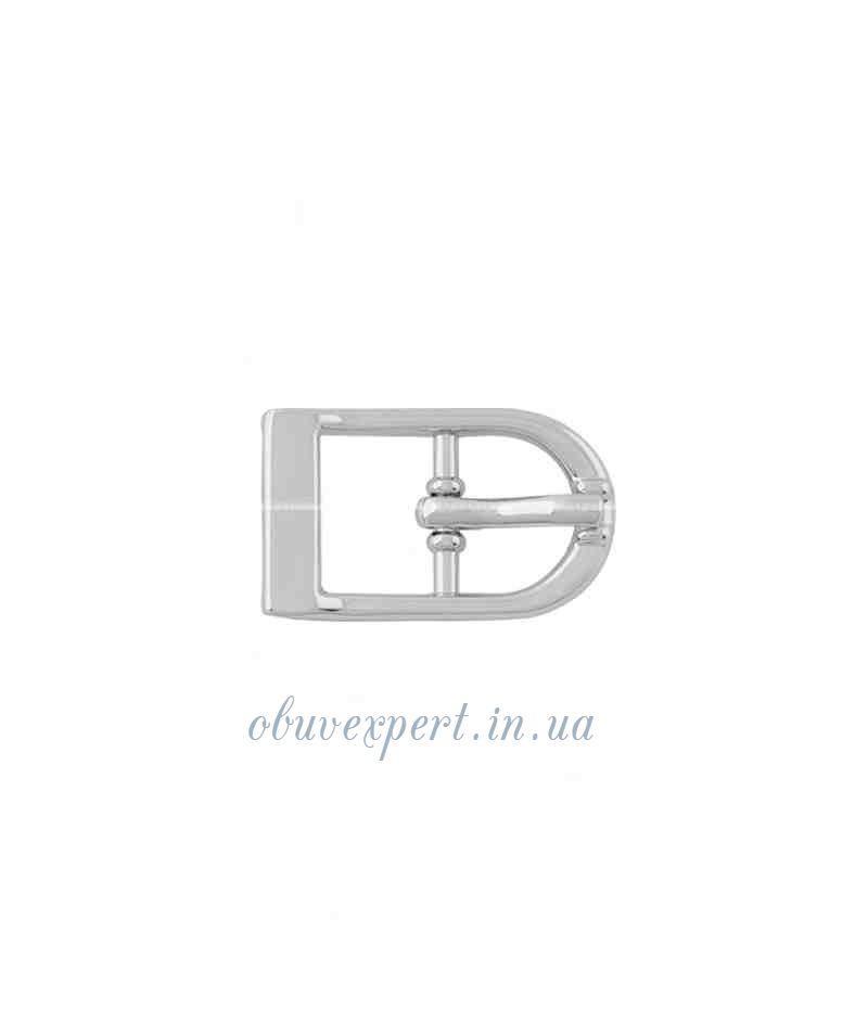 Пряжка 20 мм  Серебро