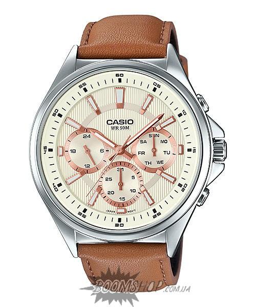 Часы CASIO MTP-E303L-9A