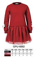 Платье на девочку оптом, Glo-story, 98-128 см,  № GYQ-6882, фото 1