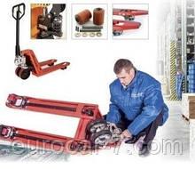 Ремонт складских тележек