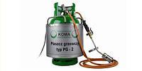 Электрический обогреватель  бытовых  газовых баллонов