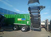 Тракторный сдвижной прицеп ТЗП-27 грузоподъемность, фото 1