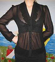 Блуза женская нарядная шифоновая