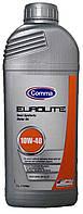 Моторное масло полусинтетическое Comma Eurolite 10w40 1л