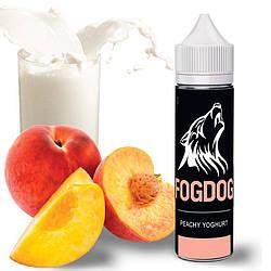 FogDog Peachy Yougurt - 60 мл, VG/PG 70/30 0