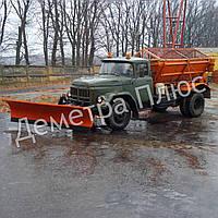 Отвал снегоуборочный на ЗИЛ, КамАЗ, МАЗ, КрАЗ (отвал для снега)