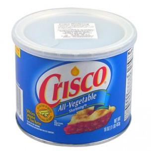 Растительный жир Сrisco (код 03645)
