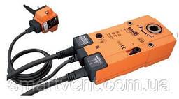 Электропривод огнезадерживающих клапанов BFN24-T