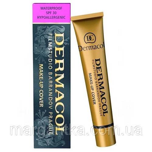 Тональный крем Dermacol make up cover. 30 мл  (Копия)Дермакол
