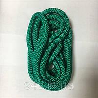 Скакалка гімнастична El Leon De Oro Deportiva 3м (15 кольорів в асортименті) Зелений