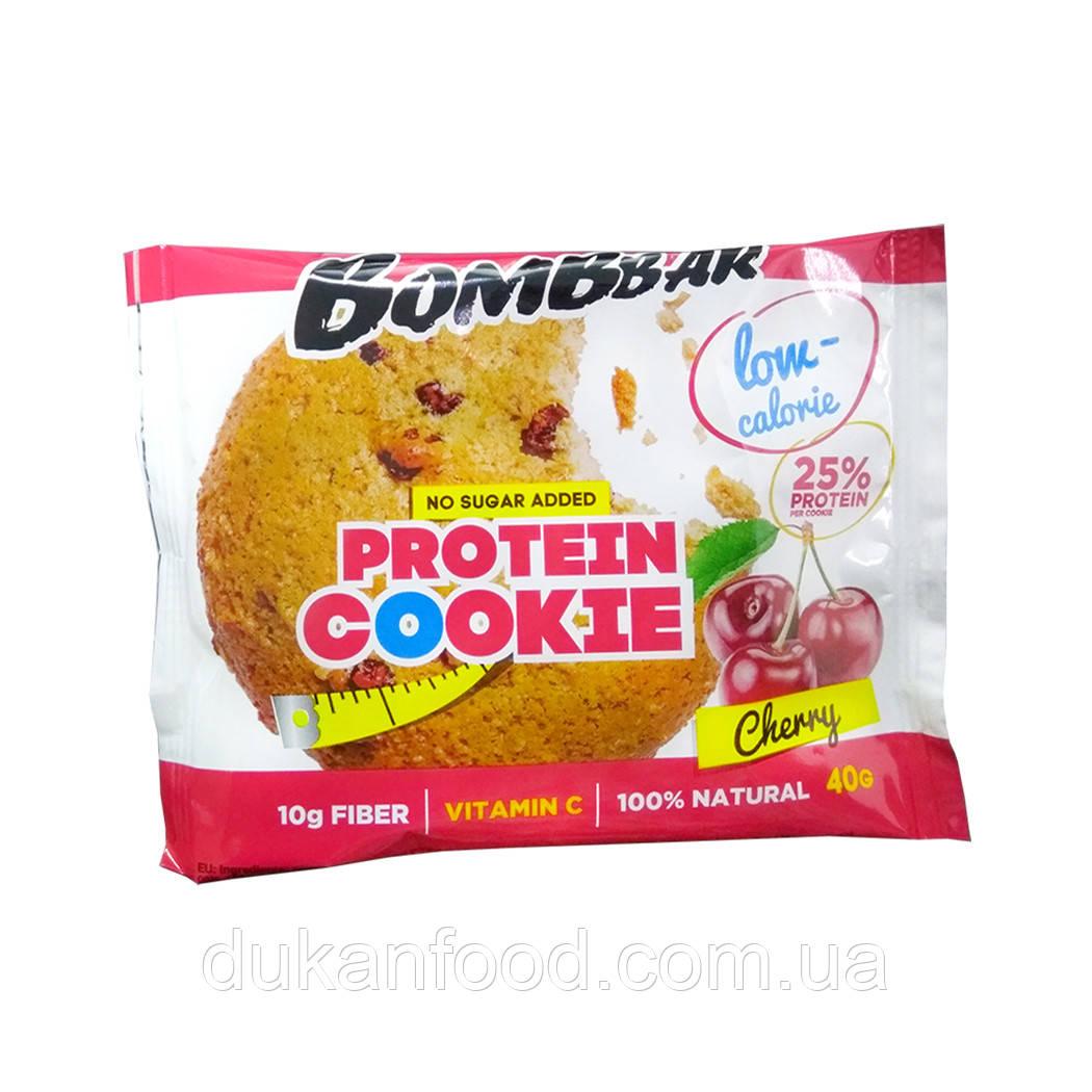 BomBBar Протеиновое печенье ВИШНЯ
