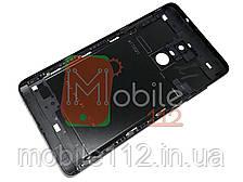 Задняя крышка Xiaomi Redmi Note 4X Snapdragon, Redmi Note 4 Global, черная, оригинал PRC