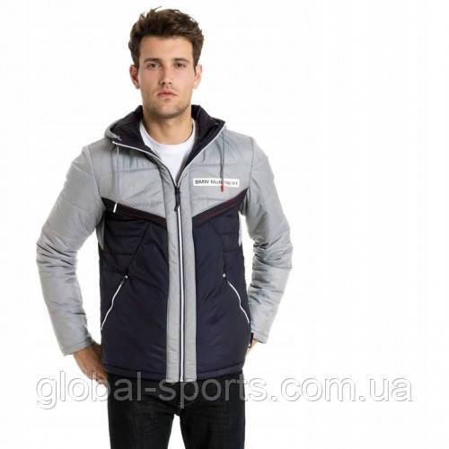 Мужская куртка Puma BMW MSP Vent Padded Jkt (Артикул:57333103)