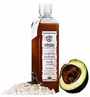 Шампунь органический для жирных волос ОБЪЕМ И СИЛА White Mandarin (серия Сакская  глина) 250 мл