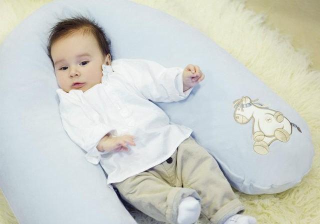 Велюровая подушка для беременных и кормления грудных детей с чешуей Womar  - «KINDER — BABY Детские товары, товары для новорожденных и товары для мам и для дома в Киеве