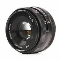 Объектив MEIKE 35 mm F/1.7 MC для Olympus, Panasonic, (Micro 4/3 - mount)