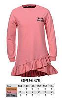 Платье на девочку оптом, Glo-story, 134-164 см,  № GYQ-6879, фото 1