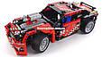 """Конструктор Decool 3360 """"Гоночный грузовик"""" 608 деталей. Аналог Lego Technic 42041, фото 5"""