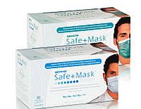 """Маски медицинские Medicom Safe +Mask """"Eсonomy """" голубая, розовая, желтая"""