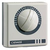 Термостат комнатный (терморегулятор) CEWAL RQ01 (врезной), фото 1
