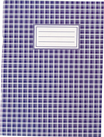 Тетрадь для заметок А4, 48 л., линия, офсет