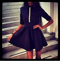 Женское платье новинка 2015 короткое молодежное, фото 1