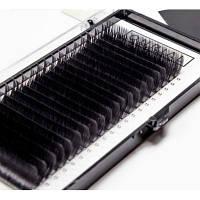 Ресницы Onrial C0,07/9,11,13 мм для наращивания черные