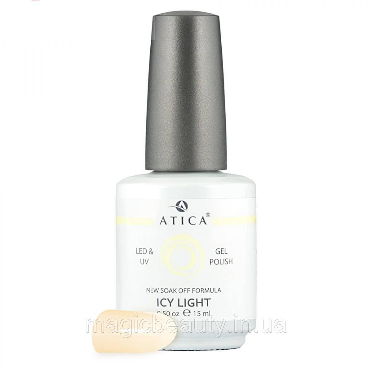 Гель-лак Atica Icy Light 92, 15 мл