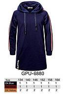 Платье на девочку оптом, Glo-story, 134-164 см,  № GYQ-6880, фото 1