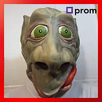 Оригинальная маска бородавки на лицо. Качественная! Латексная карнавальная маска от производителя!