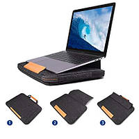 Чехол сумка WIWU для Макбук Про 15 (SMS201815.4A) MacBook Pro 15, фото 1