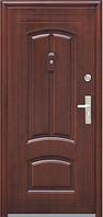 Входная металлическая дверь ТР-С 12 медь