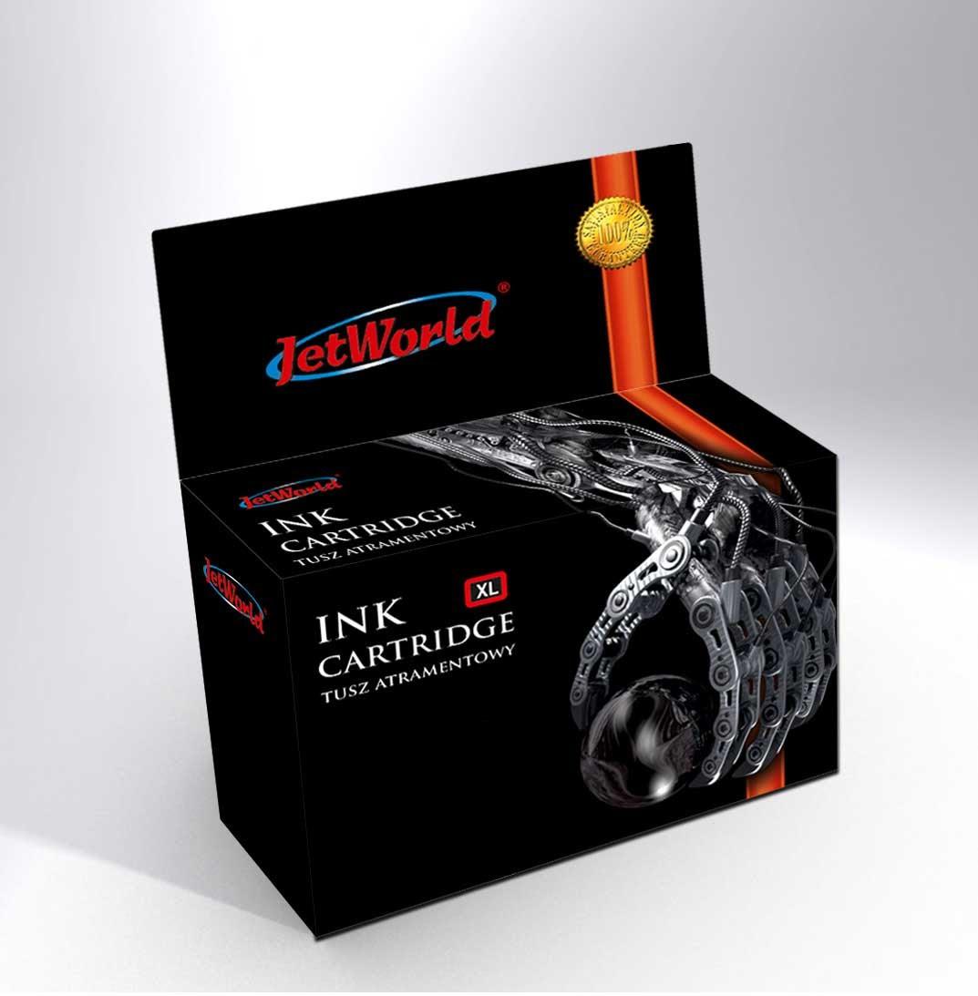 Картридж JetWorld HP 650 Black для DeskJet 1015/1515/2515