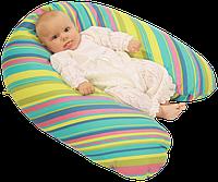 Подушка для беременных  (наполнитель наполнитель пенополистирольные шарики) EKO