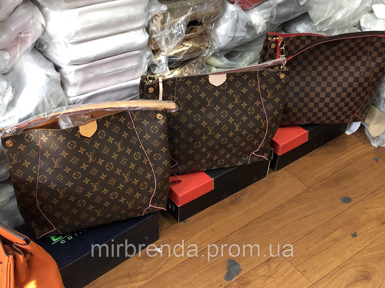 10ded6644c97 Сумки Louis Vuitton (Луи Вуиттон) в наличии  1 450 грн. - Сумки ...