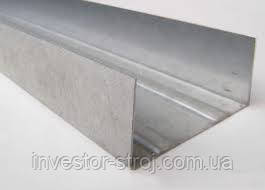 Профиль UW-75 4 м. металл 0.40 мм., фото 1