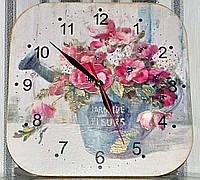 Часы интерьерные Лейка