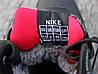 Ботинки зимние мужские черные Nike Air Max нат. кожа реплика, фото 5