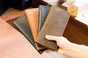 Мужские кошельки и портмоне