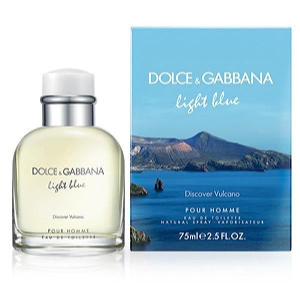 Dolce Gabbana Light Blue Discover Vulcano edt 125ml (лиц.)